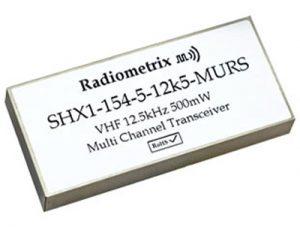 Radiometrix MURS multi channel transceiver
